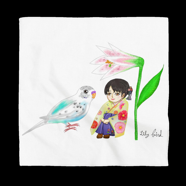 Lilyとbird