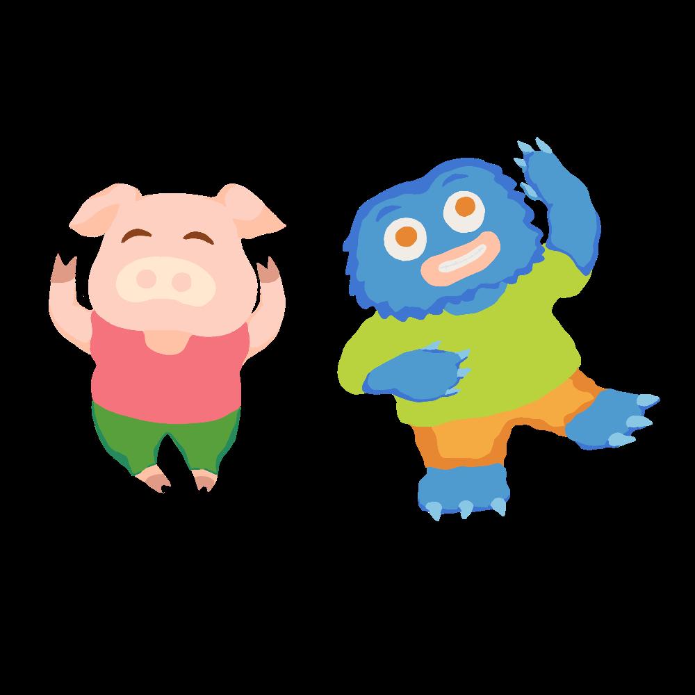 Pig & Yeti Series