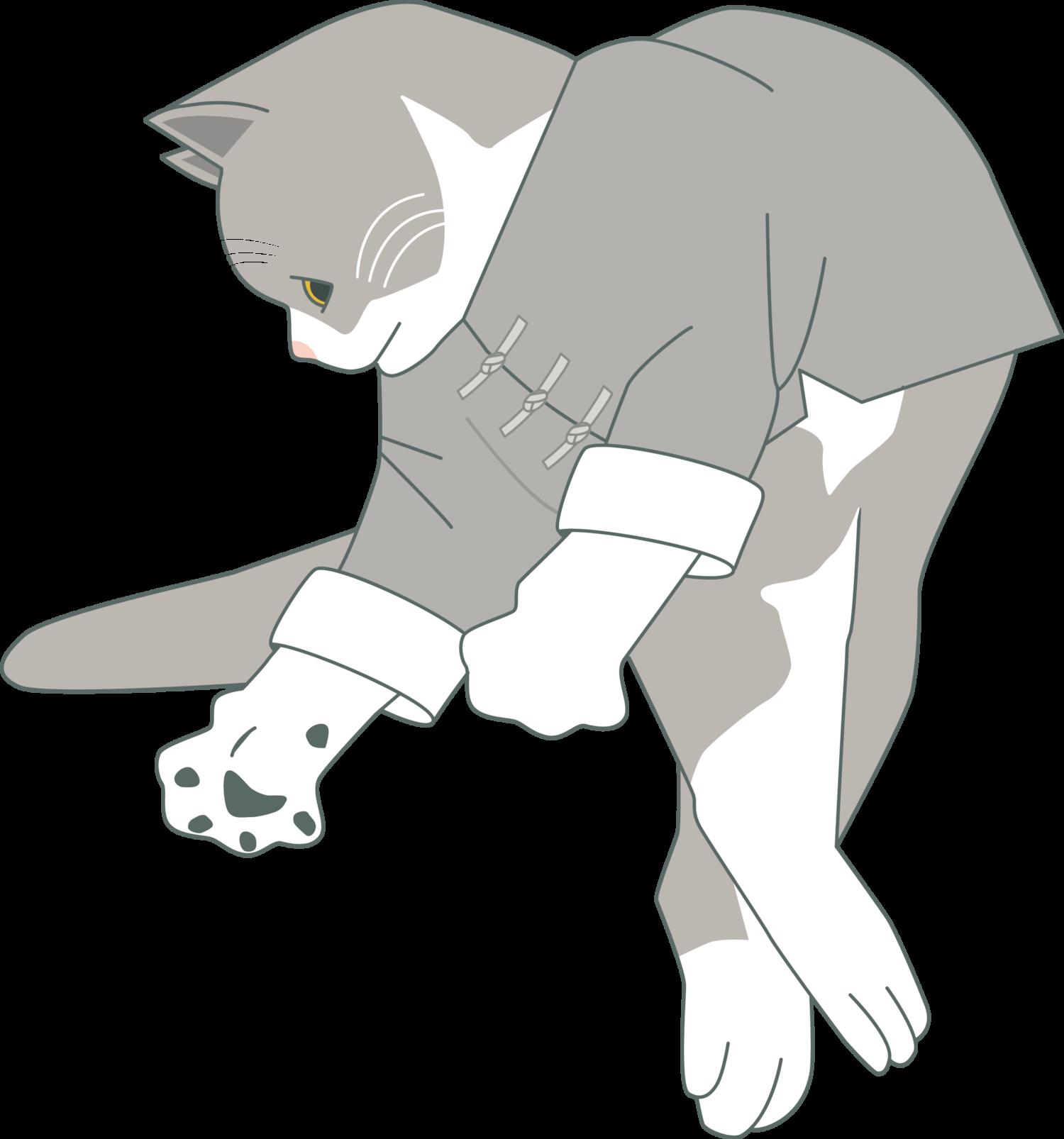 功夫猫シリーズ