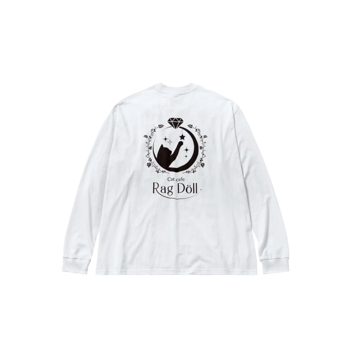 ロングスリーブTシャツ(ビッグシルエット)