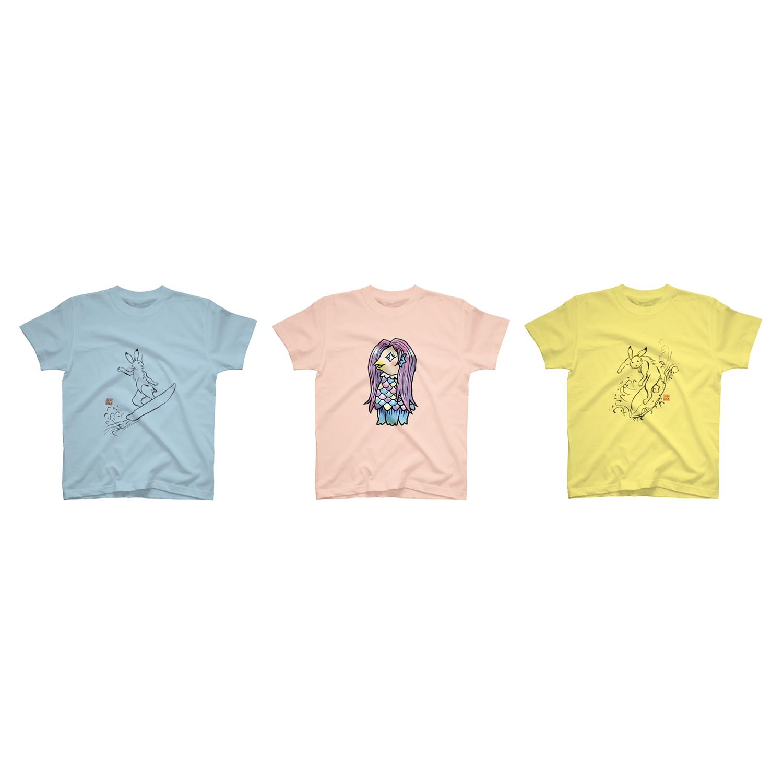 ふつうのTシャツ