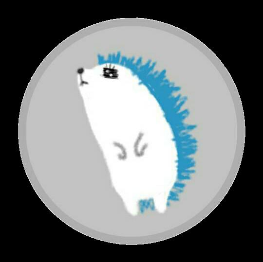 きゅるるんハリネズミ(はりねずみ)