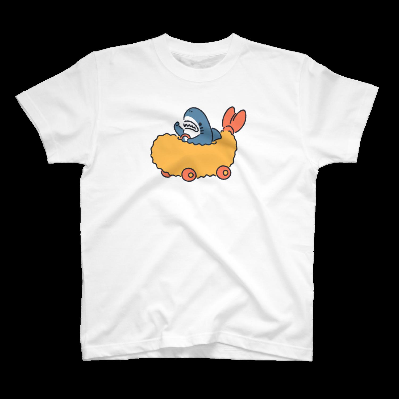 【おしまい】SUZURIのTシャツセールだった 【さめTシャツ】