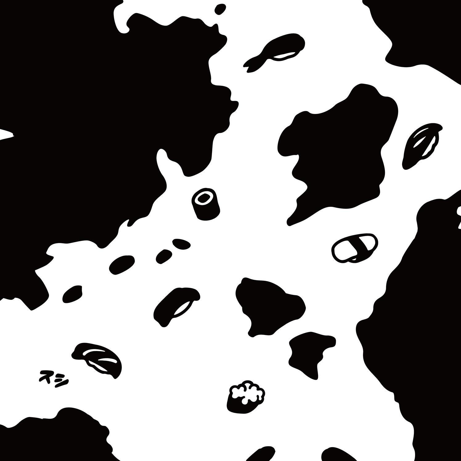S-USHI ウスシ 鮨の牛柄