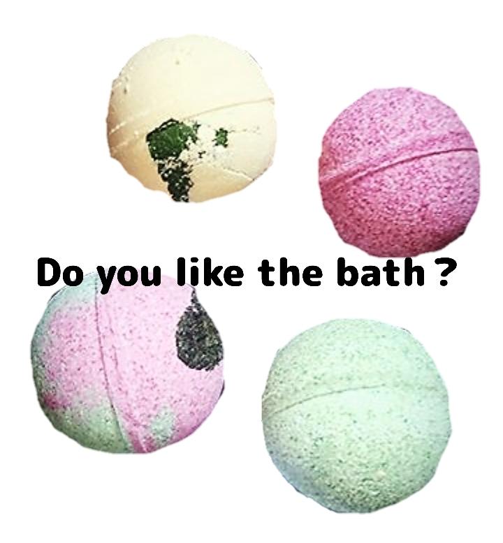 Do you like the bath?