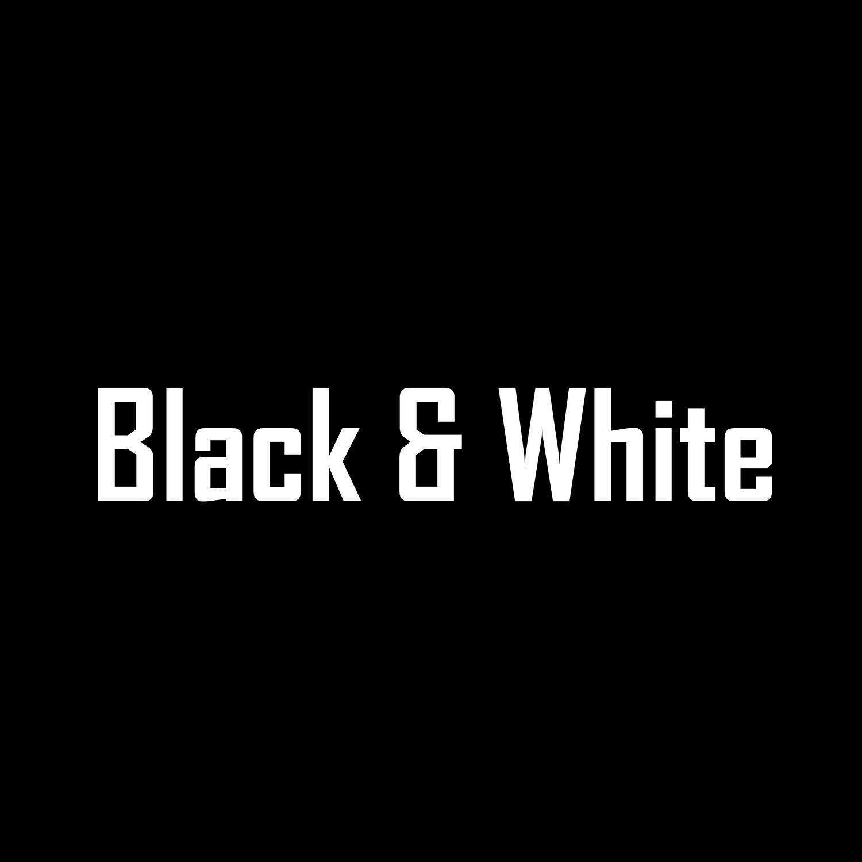 白黒のやつ