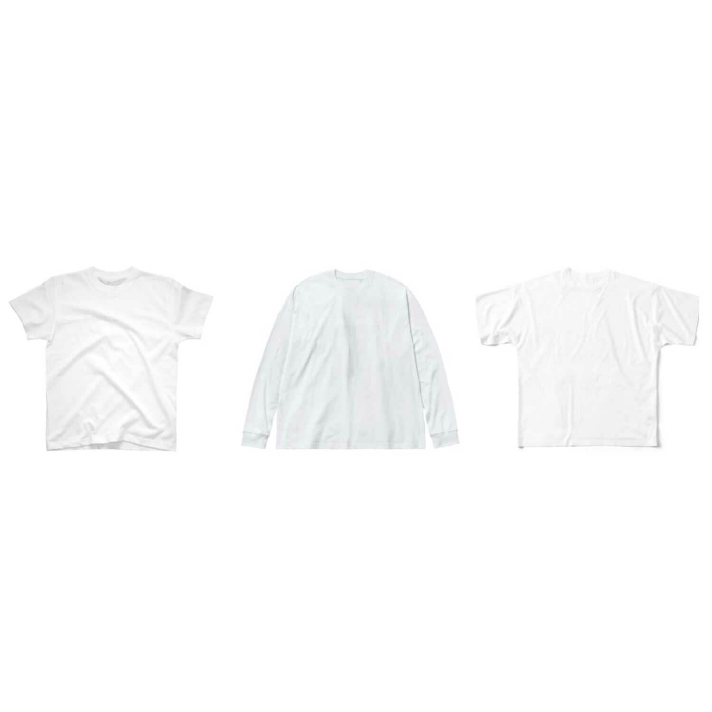 Tシャツ by mincora.