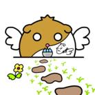 はねのはえたネコ ( river_lotus326 )