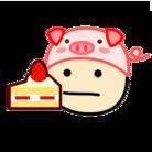 蒸しパン ( mushipan )