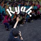 [Kyah.]きゃあ。 ( Kyah )