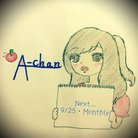 あーちゃん🍎9/25*Monthly ( aachan_sk_o0 )