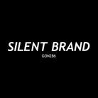 SILENT BRAND ( gon_graffiti )