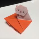 折り紙アート ( star_0909 )