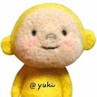 Yukiの黄色いヤツ ( Linestamp_yuki )
