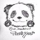 熊猫🐼🍊@リビジョン洗脳会14 ( vo_mandolinist )
