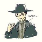 Snufkin ( pad_dralinlove )