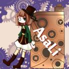 あさりちゃん ( asari_vv )