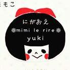似顔絵*mimi le rire〜ミミルリール❁yuki ( mimi_le_rire-yuki )