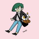 saricafe ☺︎︎ ( sarii_illustration )