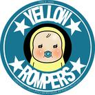 イエローロンパース ( yellow_rompers )