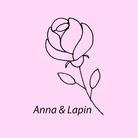 アンナとラパン ( annas )