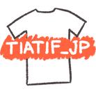 ティアティフ@LINEスタンプ&Tシャツ ( TIATIF_JP )