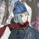 まぐねた(Kitsurubami) ( b68d4c_color )