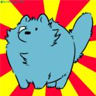 濃厚クリームがけワンコ ( butterdog_1105 )