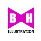 ビューティフルハードコアイラストレーション-DESIGN STORE ( beautiful-hardcore-illustration )