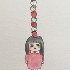 いちごちゃん ( maronkun )