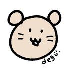 🍎デグーと服と雑貨屋さん🍏 ( rodentshouse )