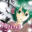 おくろっく ψ(・ω´・,,ψ  ( clock_O969 )