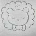 今日の羊さん ( Todayssheep )