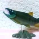 サーモン祭 ( salmonzushi )