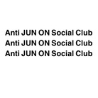 Anti JUN ON Social Club のショップ