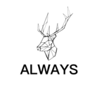 ALWAYS     ーdeer→ ( tetotato )