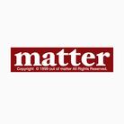 matter ( out_of_matter )
