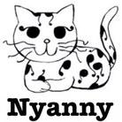 神戸元町‐猫カフェNyanny ( nyannystuff )
