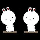 うさぎや。 ( usagiya )
