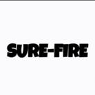 sure fire ( Sure-Fire )