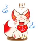 しろきつね ( shiro-fox )