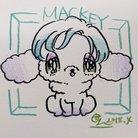 まっきー ( mackey1972 )