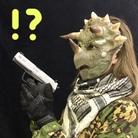 恐竜おねえさん生田晴香とガブくんのお店「グッズで恐竜わっしょい」 ( tamosuko )