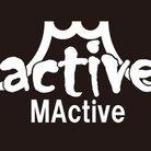 MActive公式(笑) ( MActive_kurita )