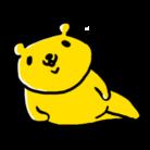しあわせの黄色いクマ ( mamikokko )