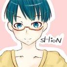|∵)ノ{ sHioN ( HiN_nico )