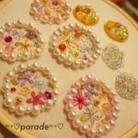 刺繍と彩り ➵♡parade➵♡ ( parade )