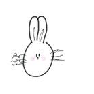 ウェーブしちゃうラビット ( wave_rabbit )