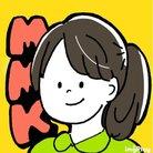 MMK l ももこ l 図解×ライター ( mmk_english )
