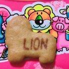 Lion らいおん ( lion_27_17 )
